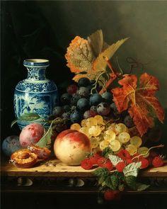 Английский живописец самоучка Edward Ladell (1821-1886)