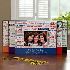 School Spirit Personalized Frame