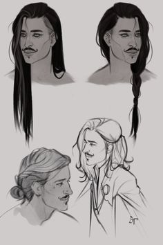 If Dorian had long hair, my life would be complete. Like don't get me wrong, he's beautiful as is, but damn if he had long hair, I would be a male Inquisitor ever damn time.