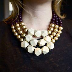 Irene Wood necklace