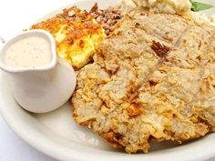 Houston's top chicken fried steaks via Houston Press Eating Our Words
