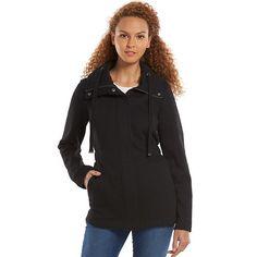 Sebby Hooded Fleece Anorak Jacket - Women's
