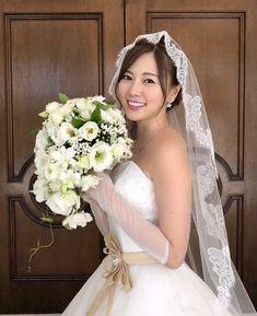 Asian Celebrities, Marry You, White Stone, Japanese Girl, Asian Beauty, Cute Girls, Asian Girl, One Shoulder Wedding Dress, Beautiful Women