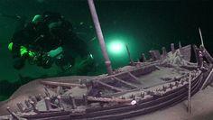60 oude schepen ontdekt in Zwarte Zee: enkele wrakken dateren uit Romeinse tijd en zijn 2.500 jaar oud | Wetenschap & Planeet | HLN