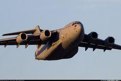 Boeing C-17A Globemaster III - UK - Air Force | Aviation Photo #2551920…