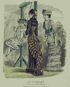 Le Coquet 1881