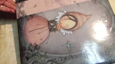 Santoro Mirabelle Pursuit of Happiness' Scrapbook Album