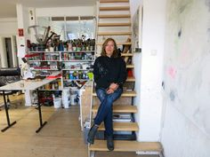 Inside the Studio: Carola Schapals (Germany) : Saatchi Art Magazine : News and Updates for Art Lovers