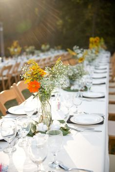 Farm-To-Table Dinner at 1818 Farms, Mooresville, Alabama.  Guest Chef Jake Reed of Albany Bistro.