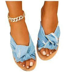 Kiminana Fashion Casual Shoes Men Summer Outdoor Comfy Soft Flat Shoes Retro Single Shoes Beach Slippers