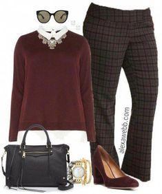 plus size fashion for work which gorgeous! 754239  plussizefashionforwork  Moda Autunno 9301962613f