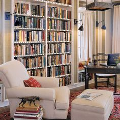 Southern Living Idea House - eclectic - home office - charleston - Margaret Donaldson Interiors