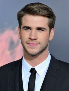 Liam Hemsworth - hotness genes run in this family; too bad they are soooo young. AKA: Gale in The Hunger Games