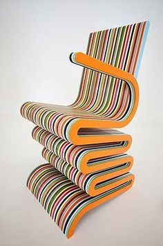 Anthony Hartley Bespoke collection chair #furniture #design