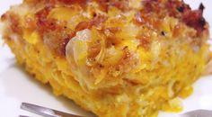 Paleo Breakfast Casserole - a tasty looking gluten & dairy free breakfast casserole.