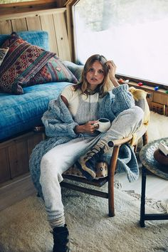 Free People Holiday Campaign 2015