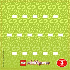LEGO Minifigures 8803 Series 3 - Display Frame Background 230mm - Clicca sull'immagine per scaricarla gratuitamente!