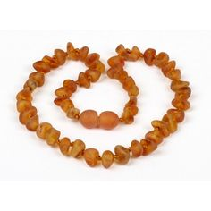 Raw Honey Nuggets Necklace Amber Teething Necklace - Dark Cherry and Lemon Beans [N-11] - $12.99 : Baltic Amber Teething Necklaces And Anklets By Bouncy Baby Boutique