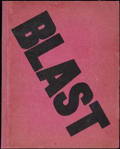 Blast Magazine - Wyndham Lewis, London, 1914