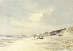 Edward Seago | Waxham Beach