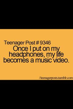 hahaha... that would be one sad music video... lol