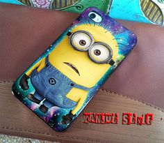 despicable me minion Design Case For iphone 4/4s/5/5s/5c,Samsung Galaxy S3 And S4 on Etsy, £8.78