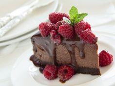 Receta de Chessecake de Chocolate sin Horno