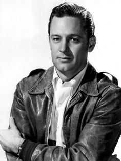 ...the most volcanic William Holden...
