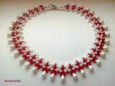 Bílo-červená variace