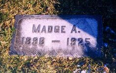 Madge Augustine Oberholtzer - Murder Victim. She was kidnapped, tortured, raped and murdered by David C. Stephenson, then head of the Ku Klux Klan in Indiana, a strong political leader and considered a contender for President of the United States. The sensational case sent him to prison for most of his life and destroyed the KKK in Indiana.