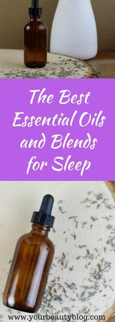 Best Essential Oils for Sleep #essentialoils #essentialoilsforsleep #sleep #lavender #vetiver #frankensense