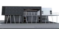 Resultado de imagen para fachadas locales comerciales arquitectura