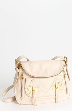 MARC BY MARC JACOBS 'Petal to the Metal - Natasha' Flap Crossbody Bag: One of those bags I would have to spend my whole paycheck on...Not ready yet