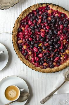 ROSE & IVY Journal Mixed Berry Pie