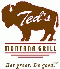 ted's montana grill salt n' pepper onion rings with tangy sauce