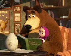 Gif Viernes, Animated Emoticons, Masha And The Bear, Vintage Garden Decor, Confederate Flag, Cartoon Gifs, Cute Gif, Looney Tunes, Smiley