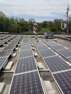 Solar Energy World Headquarters in Elkridge, Maryland. Repin if you think it just makes sense that a solar power company is solar powered! www.solareworld.com