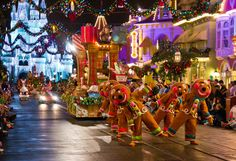 Mickey's Very Merry Christmas Party is a special hard ticket event held in the Magic Kingdom at Walt Disney World.