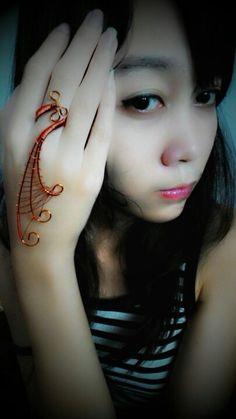My ring..