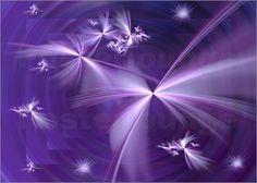 purple elves
