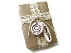 Family  Ornament  Gift Topper  Charms  Clay Tag by LiLaO  by LiLaO, $30.00