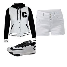 """""""Untitled #36"""" by mz-fashionable ❤ liked on Polyvore featuring NIKE"""