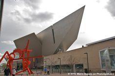 The new Hamilton Building, designed by Daniel Libeskind, of Denver Art Museum - Denver, Colorado, USA Photo by Mario Bucolo on Photospotland. See the spot here: www.photospotland.com/spots/21