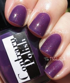 Contrary Polish Darling Wildflower $6 SOLD