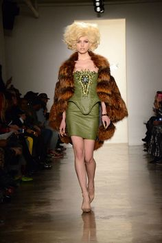 View photos of the The Blonds Fall 2013 Ready-to-Wear Collection.