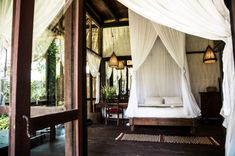 Tags: traditional architecture, ethnic interior design, bambu indah resort This is the style of traditional architecture (bali) in indonesia. Balinese Interior, Balinese Decor, Luxury Home Decor, Luxury Homes, Resorts, Bali House, Hotels, Villa, Tropical Houses