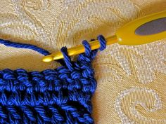 Try a Linked Stitch to Close the Gap Between a Turning Chain and Double Crochet Stitch.