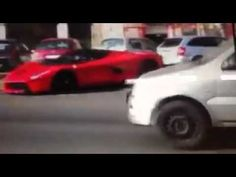 A Guy Felt Pretty Good Driving His $1.9 Million Ferrari Off the Lot. Then He Hit the Gas Pedal…