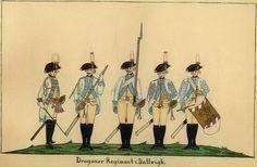 Dragoner Regiment v. Dalwigk