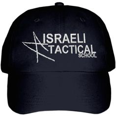 Caps Israeli Tactical School - Black